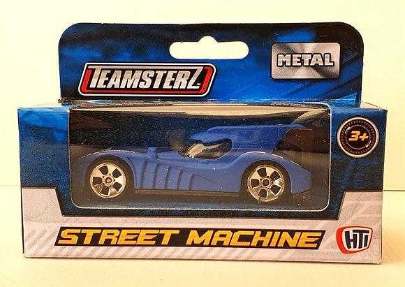 Teamsterz Street Machine Sporty Car - Blue