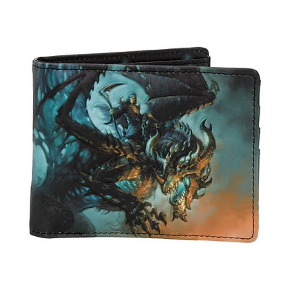 Wings of Death Reaper Wallet (James Ryman)
