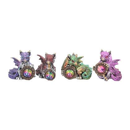 Dragon's Reward Ornaments (Set of 4) 5.5cm