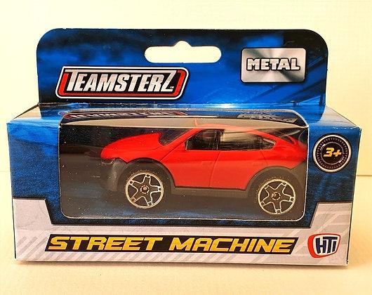 Teamsterz Street Machine 4x4 Car - Red