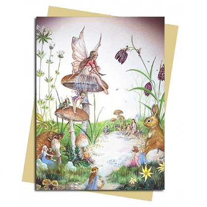 Fairy Story Greeting Card