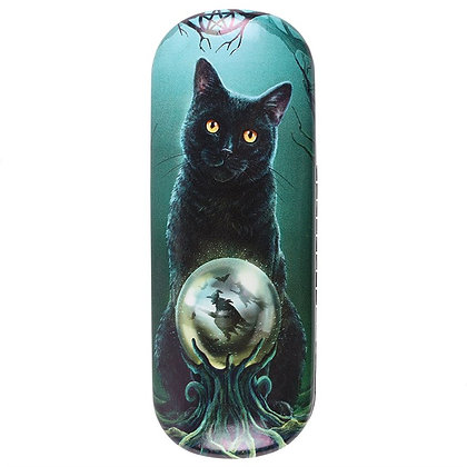 Rise of The Witches Cat - Lisa Parker Glasses Case