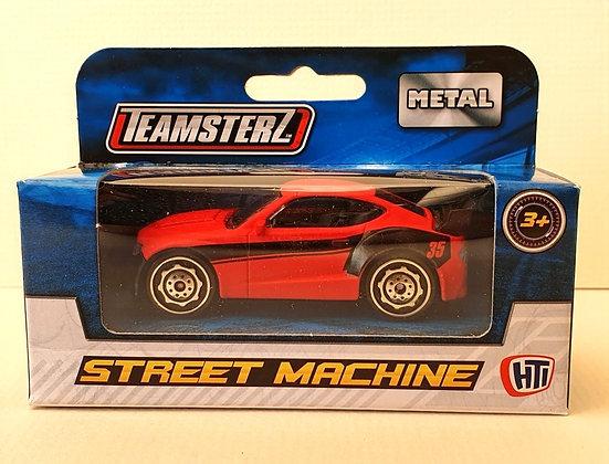 Teamsterz Street Machine Sporty Car - Red