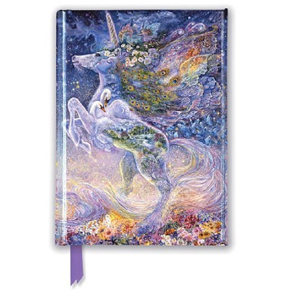 Soul of a Unicorn Embossed Pocket Book