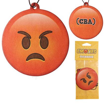 Angry Emotive Air Freshener