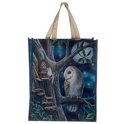 Fairy Tales Owl & Fairy Shopping Bag (Lisa Parker)