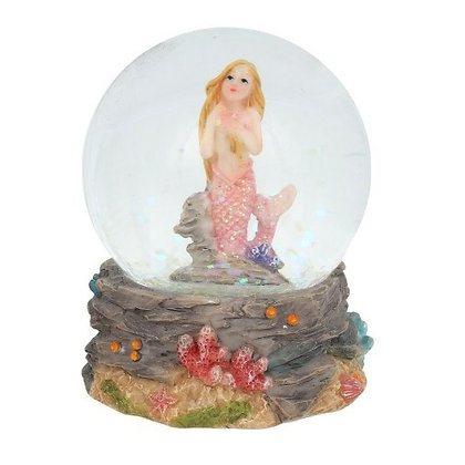 Mermaid Waterball Ornament