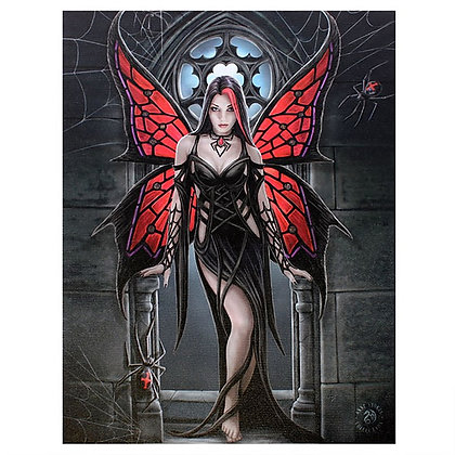 Arachnafaria Fairy - Anne Stokes Canvas