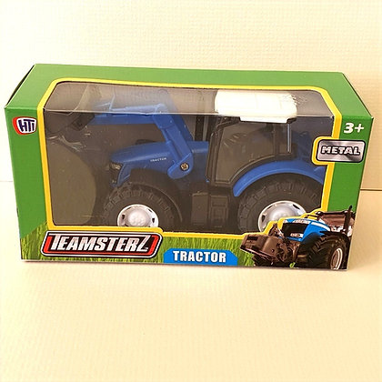 Teamsterz Blue Tractor