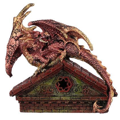Roof Top Dragon Figure