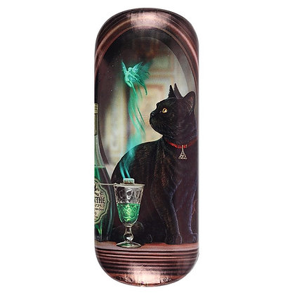 Absinthe Cat - Lisa Parker Glasses Case