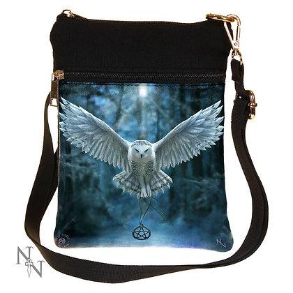 Awaken Your Magic Owl Shoulder Bag 23cm (Anne Stokes)