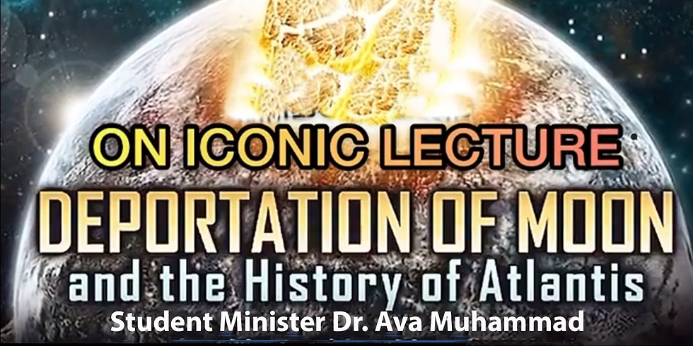 Deportation of Moon and The Significance of Atlantis Mastercall Replay