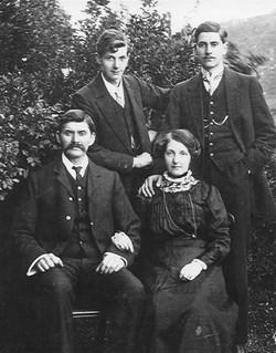 John & Family
