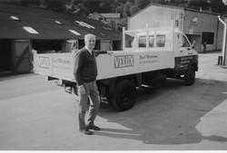 Jim Hale & Renault 50 Series Lorry