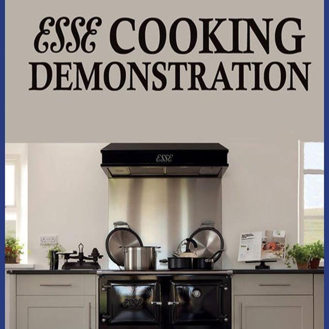 Esse Cooking Demonstration