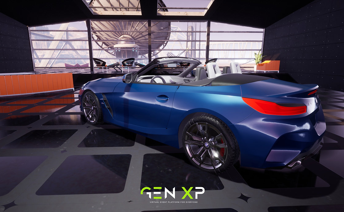 virtual event auto tradeshow