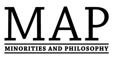 Minorities and Philosophy (MAP) International Logo