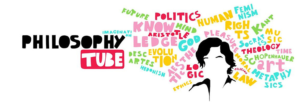 Check out Philosophy Tube, public philosophy with a sense of humour