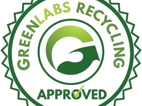 GreenLabs Recycling Seal of Approval: A Reboot for Recycling