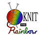 Knit the Rainbow Logo