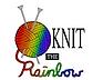 Knit the Rainbow Logo