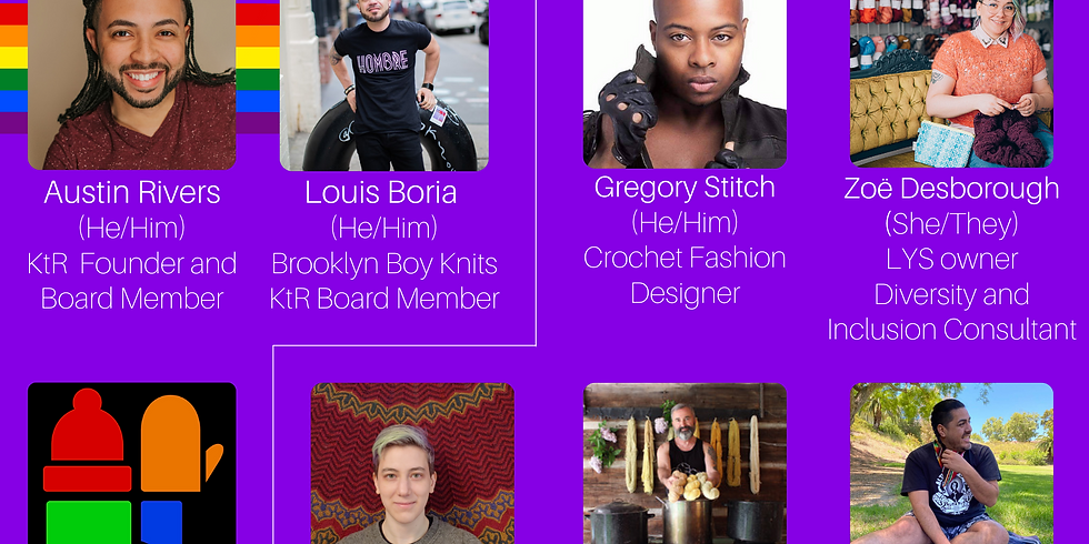 Knit the Future: Crafting Beyond Gender