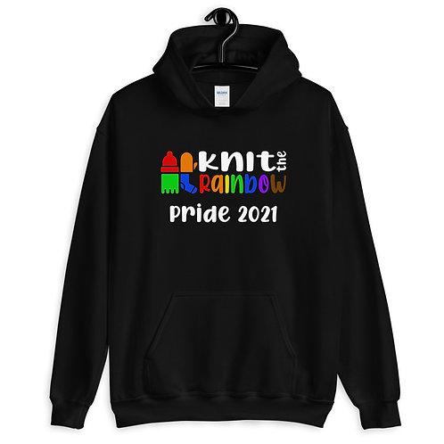 Black Unisex KtR Pride Hoodie