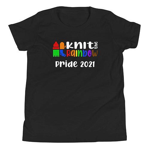 Youth KtR Pride 2021 T-Shirt (Black)