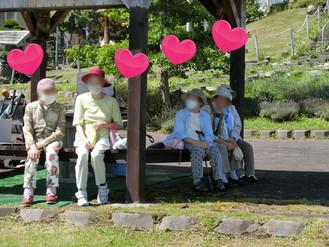 養護老人ホーム 安養園                            パークゴルフ大会