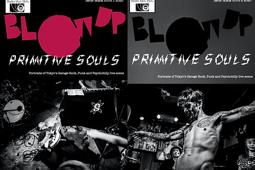 Combo Book 1 and 2 Blow Up - Primitive Souls
