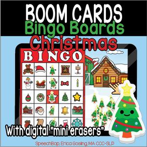 Bingo Boards - Christmas