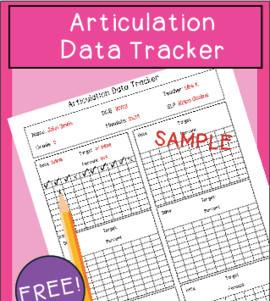 Articulation Data Tracker