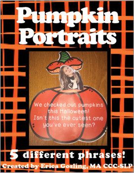 Pumpkin Portraits