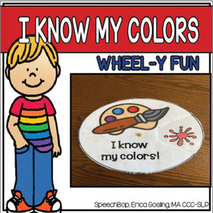 Wheely Fun - I Know my Colors!