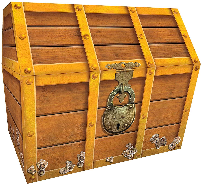 Prize Box Treasure Chest