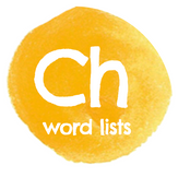 CH Word Lists