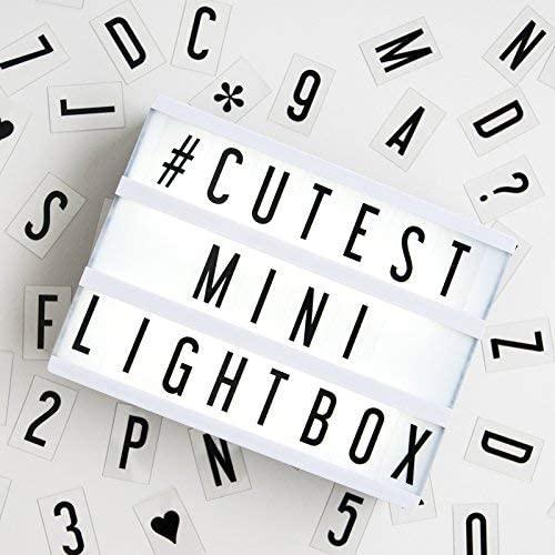 The Cutest Mini Light Box!