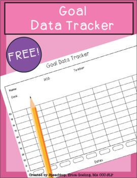 Goal Data Tracker