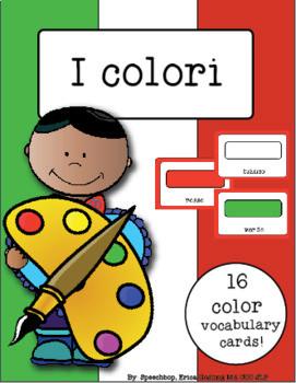 Italian Colors - I Colori