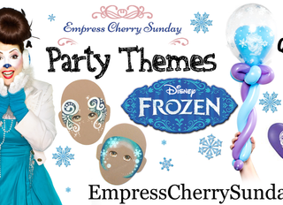 Party Themes: Frozen
