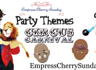 Party Themes: Carnival/Circus