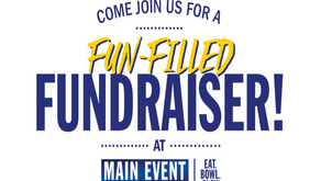 Family Fundraiser at Main Event Sept. 22nd