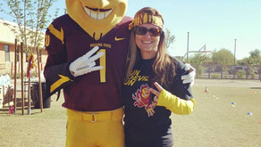 Meet Carrie, VP Fundraising and Events and Run Devil Run Chair