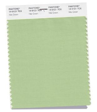 Nile Green PANTONE 14-0121