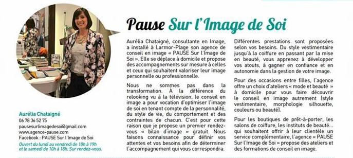 PAUSE Sur l'Image de Soi