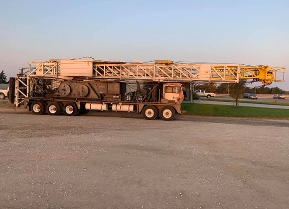 2003 Cameron Well Service Rig