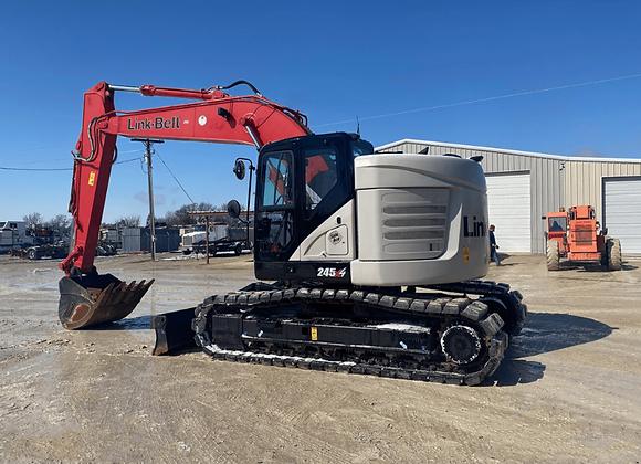 2018 Link-Belt Excavator