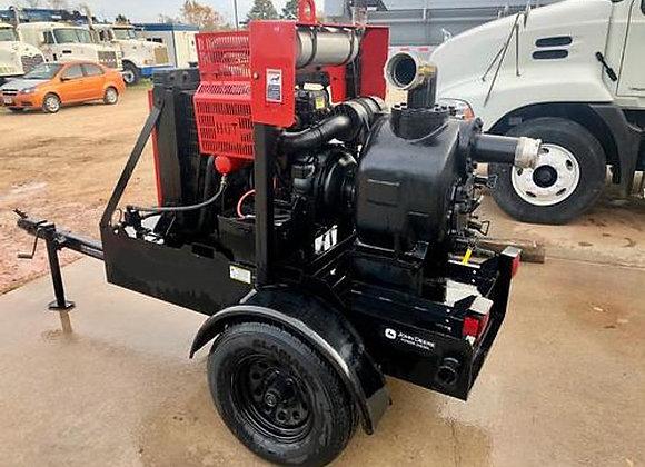 "2011 Magnum 4"" Water Transfer Pump"