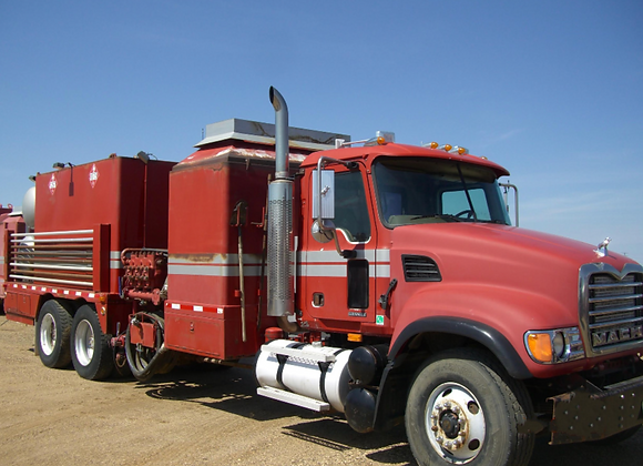 2004 Granite Mack Hot Oil Truck